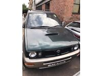 Nissan Terrano II (None Runner) For Parts