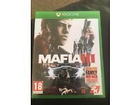 Xbox one game mafia 3 £15 Ono