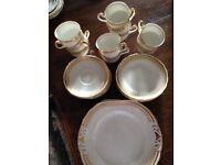 Various China crockery sets