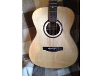 acoustic guitar freshman fa400 ga