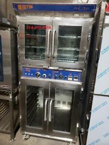DOYON Four a Convection avec Etuve, Bakery Oven with Proofer PERFECT