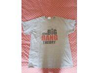 Unisex Big Bang Theory T-Shirt