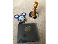 Mickey Mouse 20th collection never used