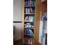 IKEA corner bookshelf - like new!
