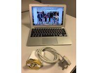 Apple Macbook Air 11 inch Mid 2012 4GB RAM 120GB SSD