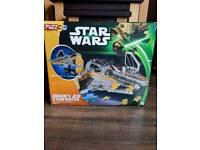 Star Wars Anakin's Jedi Starfighter, 3D Jigsaw Puzzle.