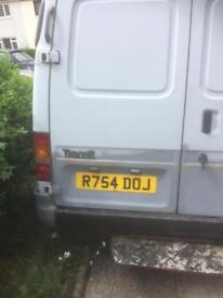 Ford transit Smillys breaking for spares
