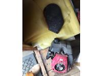 Honda cement mixer engine