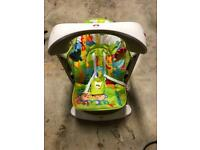 Fisher price Rainforest Baby Swing and Seat