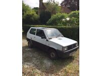 Fiat Panda CLX K Reg (1992) 33K Miles, 11 months MOT, one lady owner