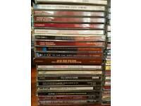 130 RARE COLLECTABLE CD'S - TV & FILM SOUNDTRACKS