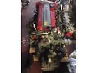 Mitsubishi Lancer Evo 4 Engine complete with transmission