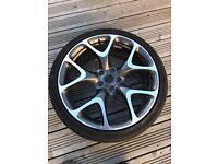 "Astra GTC VXR 20"" wheels"