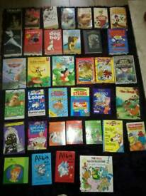 Various books (planes book removed)