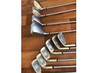 Ladies Dunlop 65i golf clubs