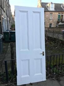 Victorian Solid Wood Door