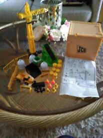 JCB RECYCLE SITE SET,£2