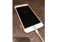 IPhone 6s Plus rose gold 64GB - £320