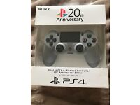 PS4 20th ANNIVERSARY CONTROLLER BRAND NEW LIMITED EDITION