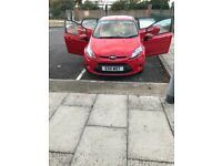 Ford Fiesta 2011 ECO engine 5door lowmilage 55000, long mot, parking sensors, aux free car tax