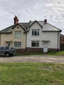 2 Bed Semi-Detached Property to let Chester Le Street