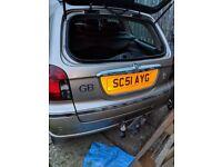 Rover 75 cdti estate