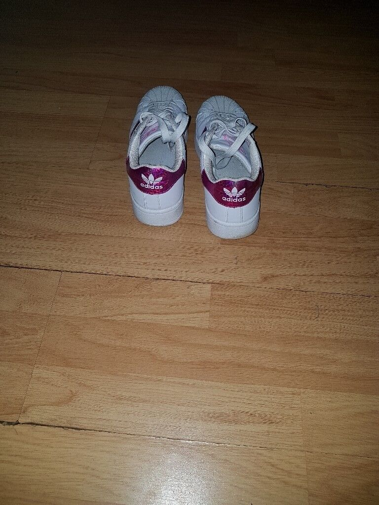 Womens addidas stanley trainers