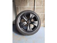 BMW X5 E70 Spare Wheel & Tyre