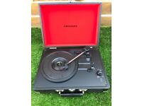 Crossley Record Player