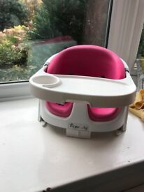 Baby high chair seat