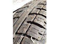 13 inch tyre