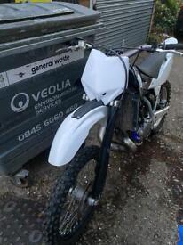 Husqvarna wr/cr 250cc