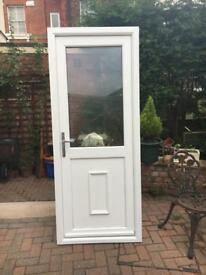 Used UPVC Door