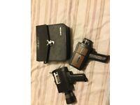 X2 Super 8 cameras