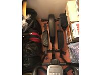 Elliptical home trainer, vgc