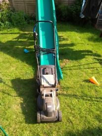 Electric lawnmower McAlister