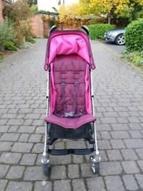 Mamas & Papas Ziko Frankie Pushchair Pram Stroller Buggy VGC