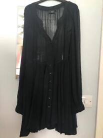 Black next blouse