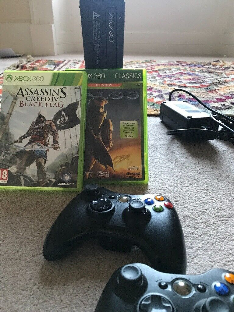 xbox 360 console and games | in New Town, Edinburgh | Gumtree