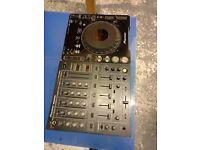 PIONEER CDJ 1000 + DJM500 MIXER