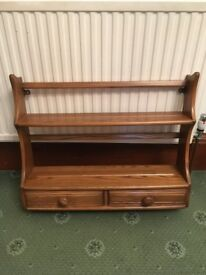 Ercol Goldendawn Plate rack