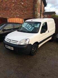 CITREON BERLINGO 1.9 HDI 85K MOT CLEAN‼️‼️ £1495