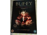 Buffy the Vampire Slayer complete seasons 1-7 DVD - £24