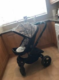 Icandy cities pram