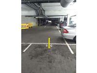Glasgow City Centre (Oswald Street) Underground Secure Parking Space