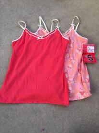 New next camisoles (2 pack) - ideal Christmas gift