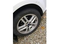 "Ford Focus mk2 alloy wheels 16"""