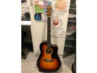 Fender CD60-CE Electro-acoustic guitar