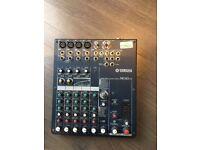 Mixing console Yamaha MG82 CX