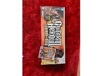 Guitar hero for wii